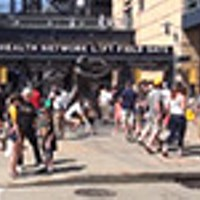 Fans pack the North Side for Pirates Home Opener at PNC Park