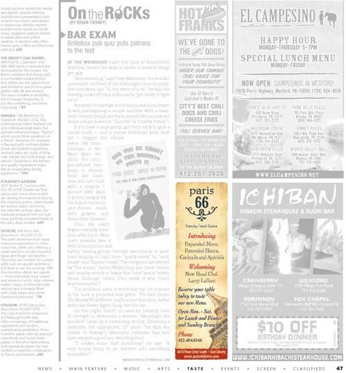pittsburgh city paper classified Phone: 412-648-7980 email: editor@pittnewscom | advertising@pittnewscom address: 434 william pitt union, university of pittsburgh, pittsburgh, pa 15260.